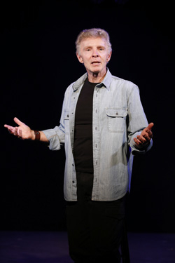Billy Hayes sets the record straight in Riding the Midnight Express at St. Luke's Theatre.