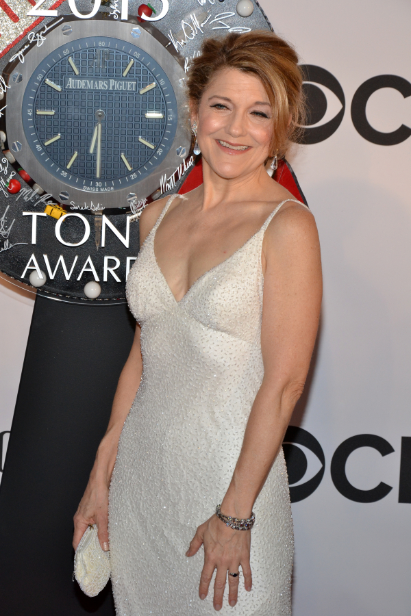 Tony-winning Cinderella star Victoria Clark will perform at TDF's 2014 gala this March.