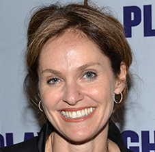 Amy Brenneman is among the stars who will take part in a reading of Annabelle Gurwitch's I See You Made an Effort at Second Stage Theatre on March 10.