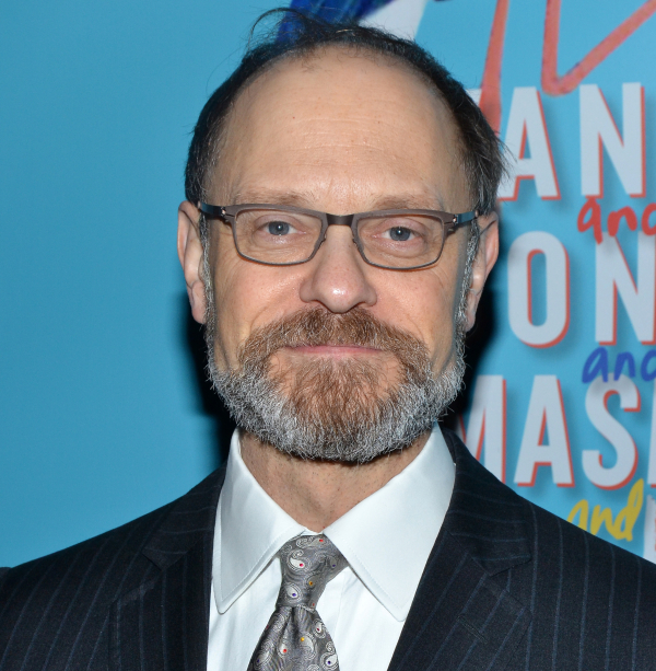 David Hyde Pierce will cohost Playwrights Horizons's annual spring gala with Mary Testa.