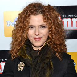 Bernadette Peters will be the honoree when The Meeting convenes in on February 16 at Joe's Pub.
