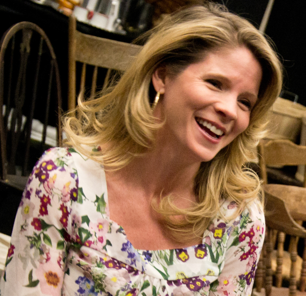Kelli O'Hara will lead a master class as part of Waterwell's Summer Theater Lab 2014.