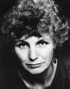 Caryl Churchill is the author of Love and Information, directed by James Macdonald, at the Minetta Lane Theatre.