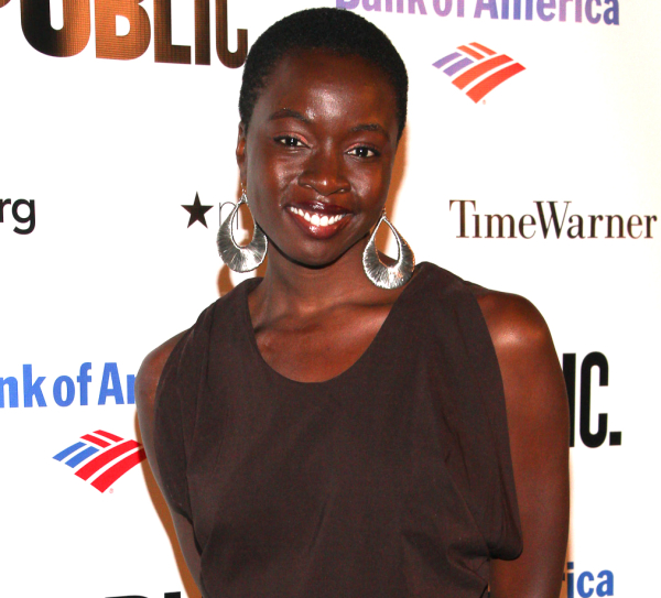 Danai Gurira has been awarded a commission through The Virginia B. Toulmin Foundation for a new play to be produced by Playwrights Horizons.