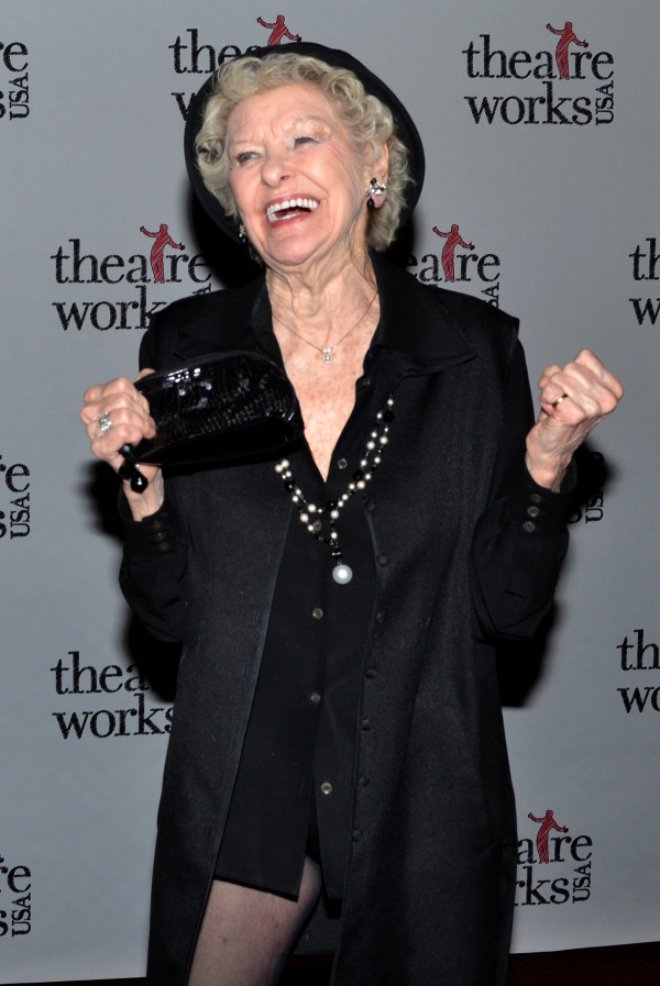 Broadway legend Elaine Stritch is the subject of a new documentary, titled Elaine Stritch: Shoot Me.