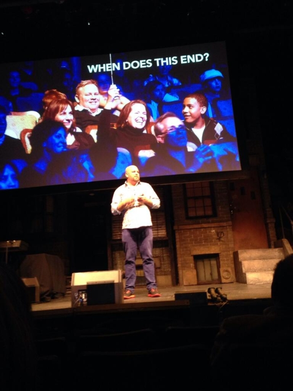 Gamification expert Gabe Zichermann comments on audiences' dwindling attention spans.
