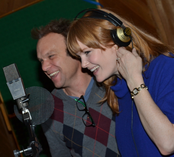 Big Fish stars Norbert Leo Butz and Kate Baldwin will reunite on April 7 for an Actors Fund benefit concert of The Goodbye Girl, directed by coauthor David Zippel.