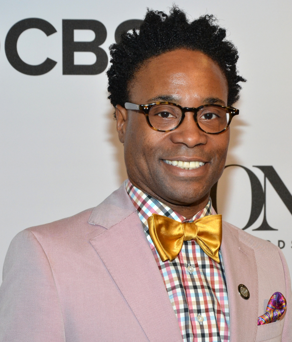 Tony Award winner Billy Porter will release his newest solo album, Billy's Back on Broadway, on April 15.