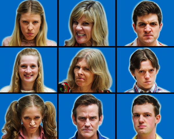 The Bradys are ready to rumble wit the Partridge Family in The Bardy Bunch: The War of the Families Partridge and Brady, directed by Jay Stern.