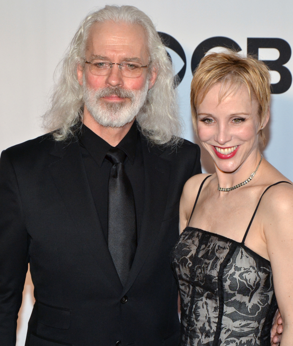 Pippin stars and married couple Terrence Mann and Charlotte d'Amboise will perform in the Theatreworks USA benefit performance of The Lightning Thief at the Lucille Lortel Theatre.