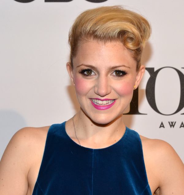 Tony nominee Annaleigh Ashford will star in two developmental readings of Beck Lee's new dark comedy, Subprime.