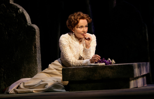 Kate Burton previously appeared at the Huntington Theatre Company in Anton Chekhov's The Cherry Orchard. She now returns to the Boston theater for a production of Chekhov's ''The Seagull'.