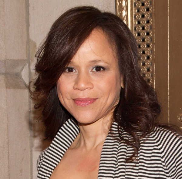 Rosie Perez is among the stars who will take part in Playing for Air, live radio broadcasts of plays by popular authors, on March 24.
