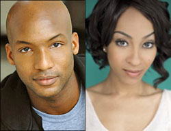 Clifton Oliver and Allison Semmes will lead the national touring cast of Motown The Musical as Berry Gordy and Diana Ross.