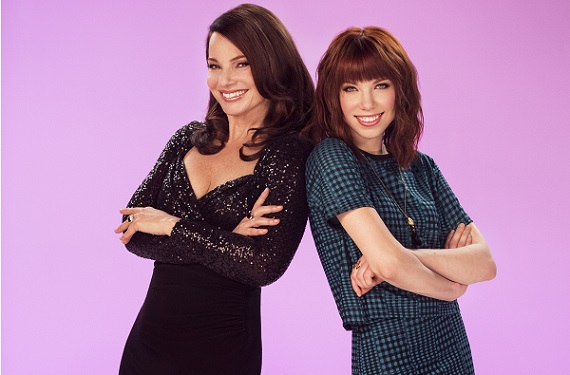 Fran Drescher and Carly Rae Jepsen have extended their runs in Cinderella at the Broadway Theatre.
