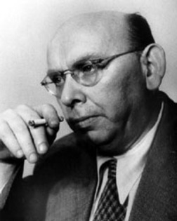 Hans Eisler composed the score to Brecht's Schweyk in World War II when it was produced in Europe.