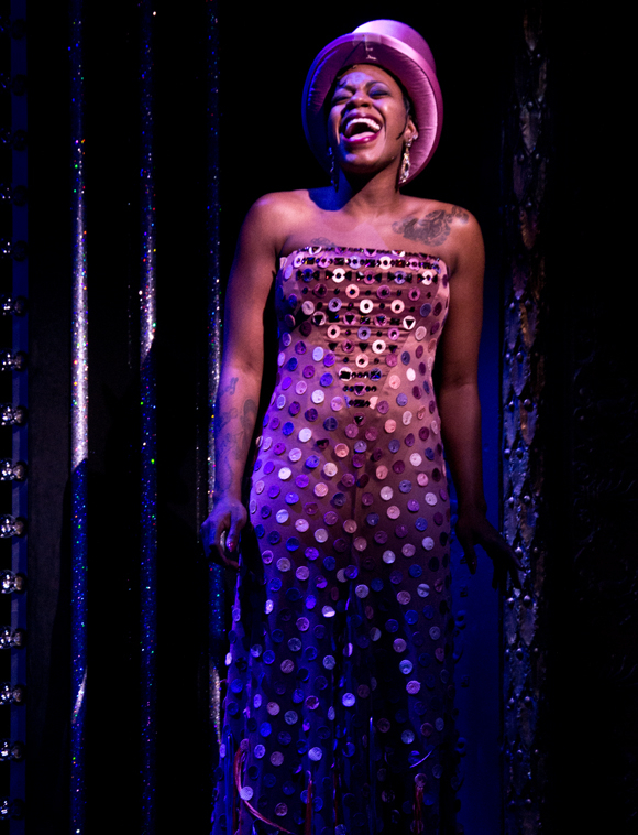 Fantasia Barrino will return as the Special Guest Star in After Midnight, directed by Warren Carlyle, at the Brooks Atkinson Theatre.