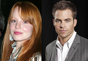 Lauren Ambrose and Chris Pine will costar in the Williamstown Theatre Festival production of Sam Shepard's Fool for Love.