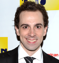Rob McClure will star opposite Jennifer Bowles in the City Center Encores! production of Irma La Douce, directed by John Doyle, at New York City Center.