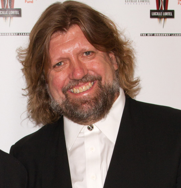 Oskar Eustis is the artistic director at The Public Theater at Astor Place. The theater will officially launch its new website on March 27.