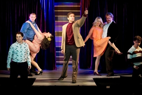Disaster!, a musical send-up currently running at St. Luke's Theatre, will close on April 11 after a six-month run.
