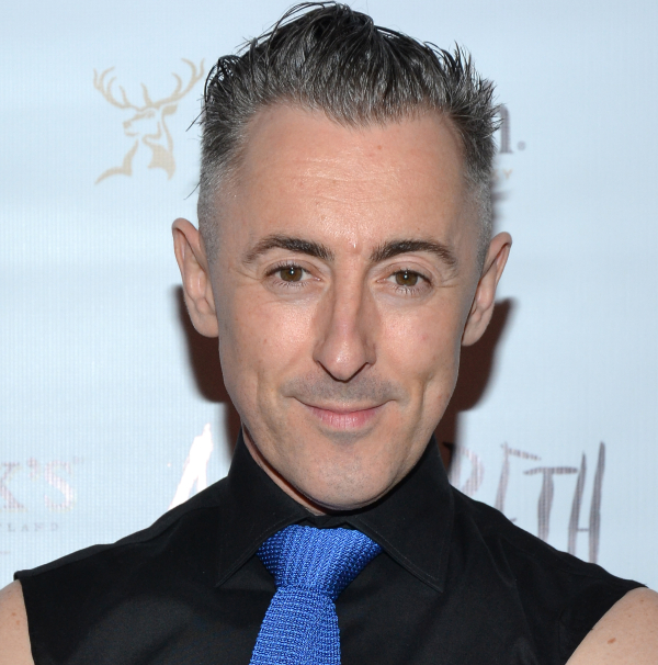Alan Cumming reprises his Tony Award-winning role as the Emcee in Broadway's Cabaret at Studio 54, opening April 24.
