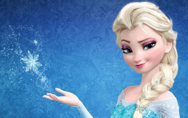 Tony winner Idina Menzel lends her voice to the character Elsa in Disney's newest animated blockbuster, Frozen.