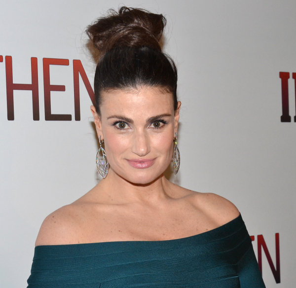If/Then star Idina Menzel will be honored at Variety's upcoming Power of Women luncheon on April 25 at Cipriani.