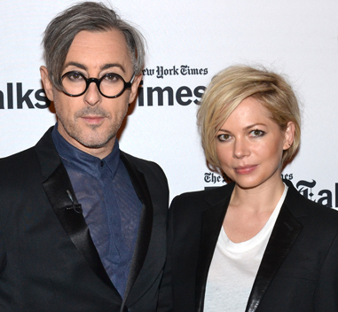 Alan Cumming and Michelle Williams star in Broadway's Cabaret, which will perform on The Tonight Show Starring Jimmy Fallon on April 10.