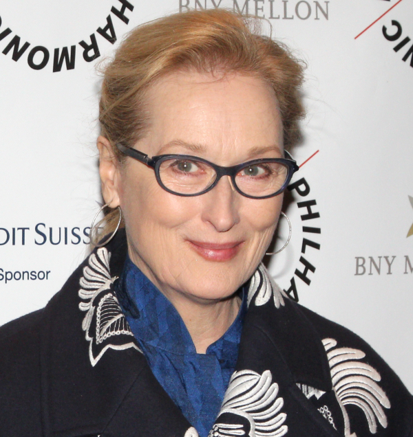 Meryl Streep will accept the Eugene O'Neill Theatre Center's 14th annual Monte Cristo Award at an honorary dinner on April 21.
