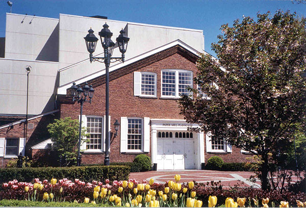 The Paper Mill Playhouse will offer a summer theater camp for children aged 8-13 this July.