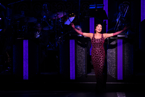 Vanessa Williams will shine in After Midnight from April 1-May 11.