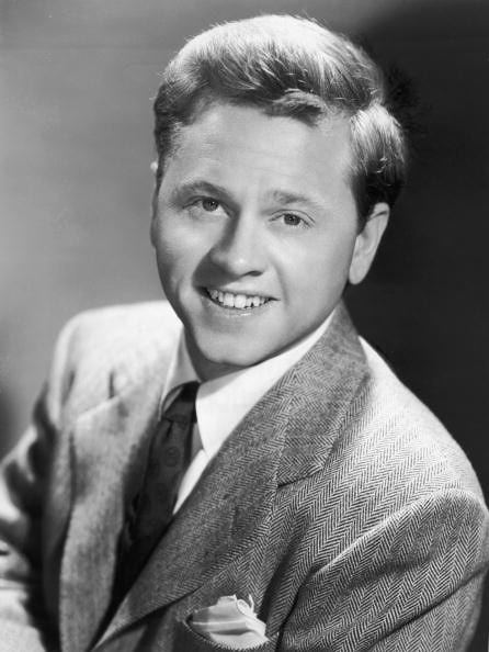 Mickey Rooney, one of Hollywood's greatest box-office draws of the 1930s and 40s, died on April 6 at the age of 93.