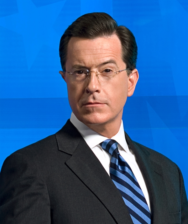 Emmy winner Stephen Colbert is among the stars who will take part in Lincoln Center Theater's annual benefit, Act Two: A Swell Party With Moss Hart and Friends, on April 21 at the Vivian Beaumont Theatre.