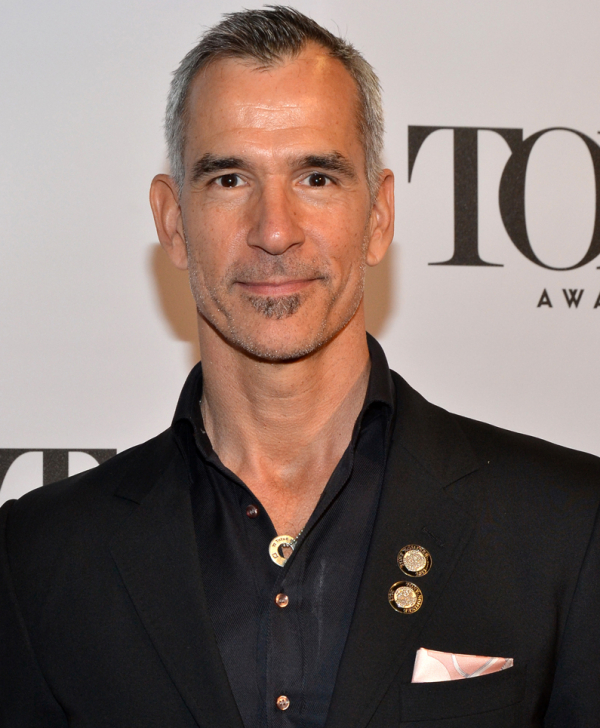 Jerry Mitchell is the creator and executive producer of the annual Broadway Bares benefit event.