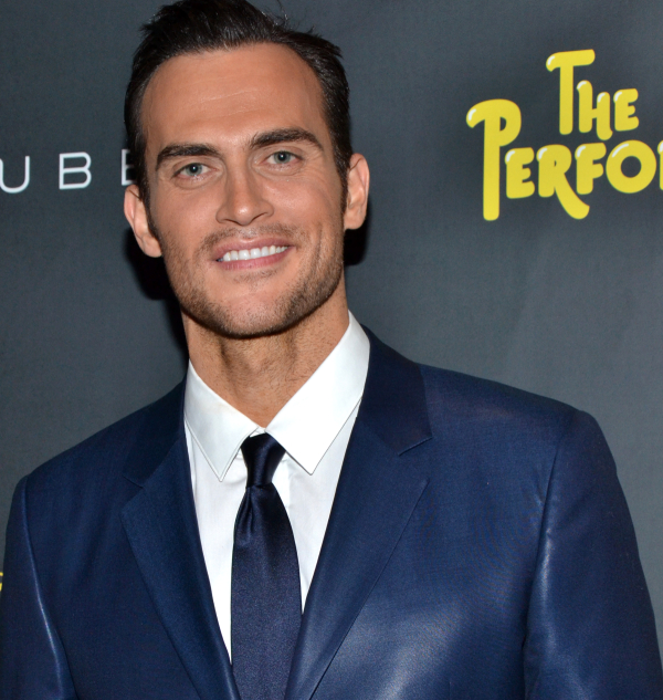 Cheyenne Jackson will perform Music of the Mad Men Era at Los Angeles' Walt Disney Concert Hall on April 26.