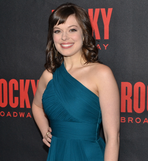 Margo Seibert, star of Rocky at the Winter Garden Theatre, will perform in the Vineyard Theatre's developmental reading of Matthew-Lee Erlbach's  Kevin Lamb at DR2 Theatre.