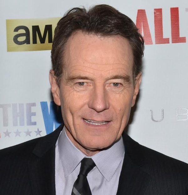 All the Way's Bryan Cranston will participate in 2014's annual Easter Bonnet competition.