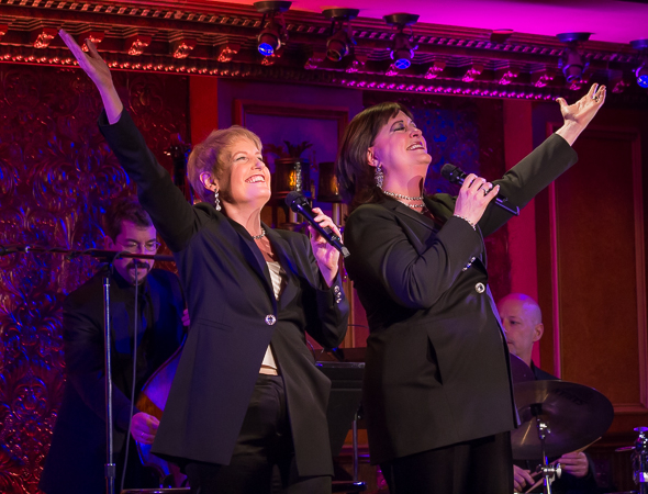 The Callaway sisters are back at 54 Below.