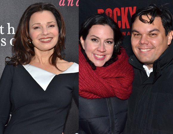 Fran Drescher, Kristen Anderson-Lopez, and Robert Lopez will announce the Drama Desk Award nominees in a livestreamed event at 54 Below on April 25 at 11am.