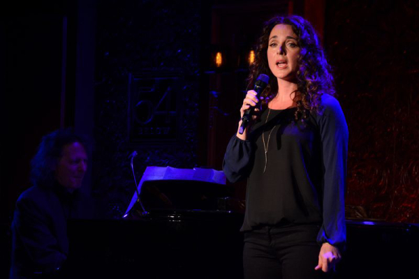 "Melissa Errico sings ""The Heart Is Slow to Learn"" from Dracula, the Musical at a recent preview for her upcoming engagement at 54 Below: At the Corner of 54th & Crazy."