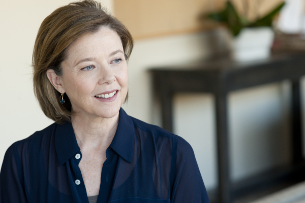 Annette Bening stars in Ruth Draper's Monologues at the Geffen Playhouse in Los Angeles.