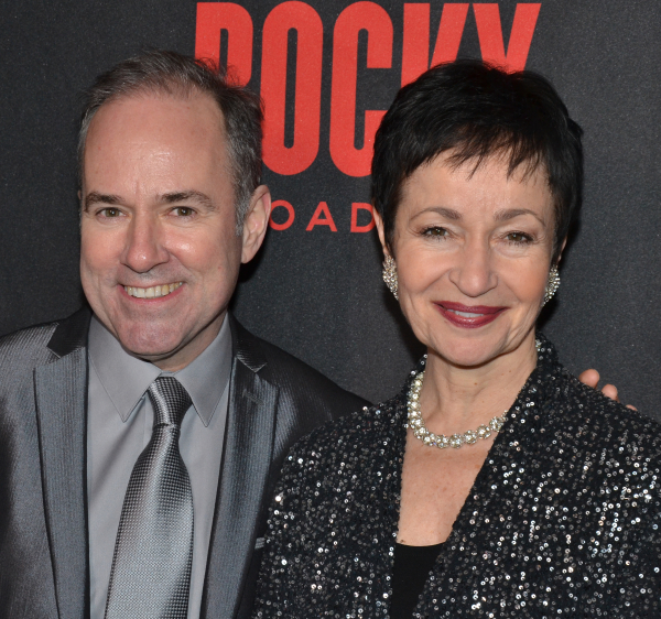 Rocky's Lynn Ahrens and Stephen Flaherty will participate in The Drama League's Up Close Series on April 23.