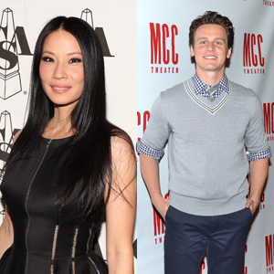 Lucy Liu and Jonathan Groff will share the honor of announcing the 2014 Tony Award nominees on April 29 at New York's Diamond Horseshoe at Paramount Hotel.