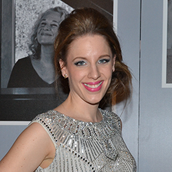 Jessie Mueller receives her second Tony nomination, as Carole King in Beautiful — The Carole King Musical.
