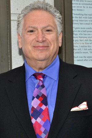 Harvey Fierstein is a Tony nominee for Best Play for Casa Valentina.