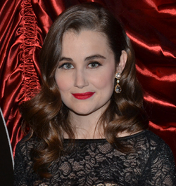 Lauren Worsham receives a Tony nomination as Featured Actress in a Musical for her Broadway-debut performance in A Gentleman's Guide to Love and Murder.