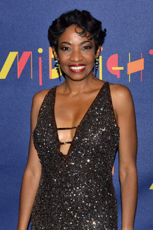 Adriane Lenox is nominated for Best Featured Actress in a Musical for her performance in After Midnight.