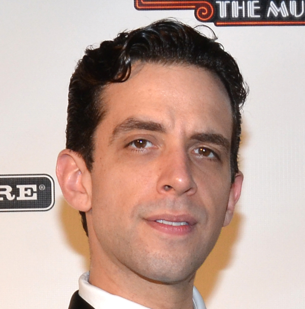 Nick Cordero is a first-time Tony nominee for Featured Actor in a Musical in Bullets Over Broadway.