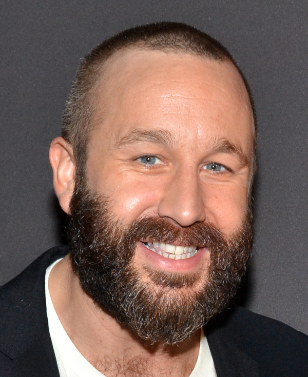 Chris O'Dowd is a first-time Tony nominee for Of Mice and Men.